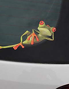 Car Stickers with Frog QW-37 Car Styling