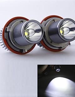 Angel Eyes LED/Fari da giorno - Auto - LED 6000K