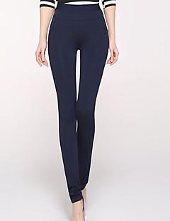 Casual/Grote maten - Spandex/Polyester - Rekbaar - Skinny - Broek - Vrouwen