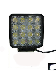 Carmen ® 48W  Concentrated  Working Light    LEDS  CAR /SUV Waterproof 6000K