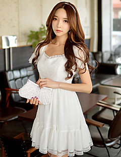 Pink Doll®Women's Casual/Party/Lace Sleevless Dress