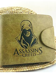 Taška Inspirovaný Assassin's Creed Yukimura Chizuru Anime a Videohry Cosplay Doplňky Taška Żółty Lakovaná kůže / PU kůže Pánský