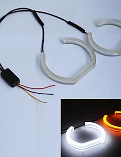 LED Angel Eyes ( 4300K/6000K LED - Coche