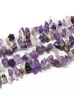 """beadia ametista kamene perle 5-8mm nepravilnog oblika DIY labave perle za izradu ogrlica narukvica 34 """"/ str"""
