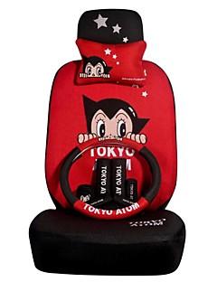 Astro Boy Cartoon Supplies Automotive Interiors Decoration Products in Set Seat Covers,Etc 20pcs/Set