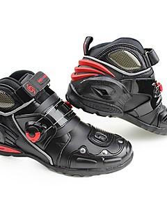 프로 폭주족 오토바이 가을 증거 마모 저항 오프로드 레이싱 신발 부츠