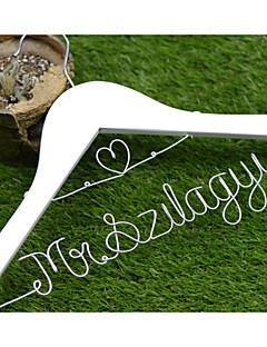 Bruid Bruidsmeisje Echtpaar Gifts Stuk / Set Creatief geschenk Bruiloft Gefeliciteerd Bedankt Aluminium hout GepersonaliseerdCreatief