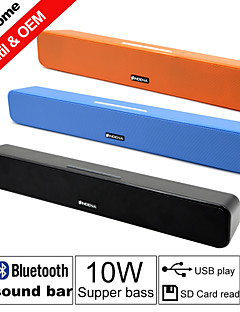 Besteye® G-807P 10W HIFI Portable Sound Bar Speakers FM Aux remote control Stereo Bluetooth Speaks Wireless