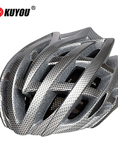 Celoobličejová/Hora/Cesta/Sporty - Unisex - Cyklistika/Horská cyklistika/Silniční cyklistika/Rekreační cyklistika - Helma ( Šedá , PC/EPS