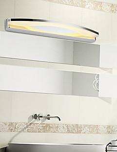 Bathroom Lighting LED Modern/Contemporary Metal Wall light 17W 80cm Long