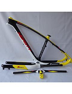 """NEASTY Mountain bike Completamente in Carbonio Bicicletta Telaio 29"""" Lucido 3K 15.5""""/17.5""""/19"""" cm 15.5/17.5/19 pollice"""