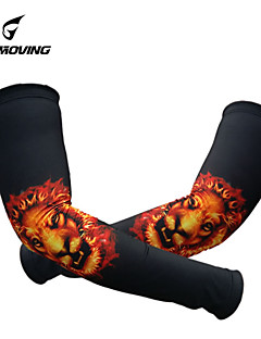 Arm Warmers / Tops BikeBreathable / Thermal / Warm / Windproof / Anatomic Design / Ultraviolet Resistant / Compression /
