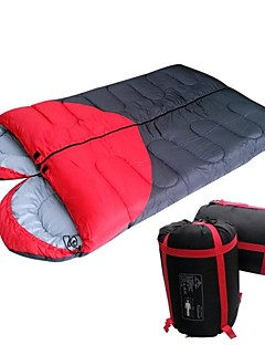 Sleeping Bag Double Wide Bag Double Hollow Cotton Hiking / Camping / Traveling / Hunting / Outdoor / IndoorMoistureproof / Waterproof /