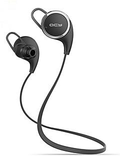 qcy의 qy8 블루투스 이어 버드 헤드폰을 헤드셋을 실행 미니 무선 스테레오 스포츠 (흰색&블랙)