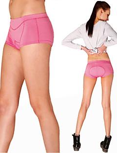 REALTOO Mujer Primavera/Verano/Otoño/Invierno Ciclismo Pantalones cortos Ropa interior Pantalones cortos Ropa interior