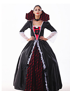 Halloween Costume Female Vampire zombie Costume Halloween Ghost Bride Masquerade Party Queen.