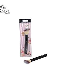 Miss moda splendida Pennelli trucco professionale bellezza obliqua compone le spazzole per le donne pennelli cosmetici arrossire pennello