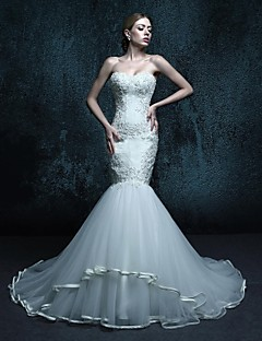 Cheap Trumpet/Mermaid Wedding Dresses Online  Trumpet/Mermaid ...