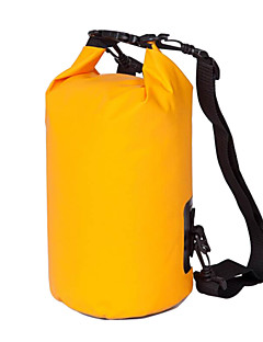 Outdoor Activities Unisex Waterproof Bags Drifting Outdoor Tourism Travel Packages Barrel Beach Bags(Assorted Colors)