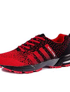 Női Futócipő Cipő Tüll Fekete / Lila / Piros