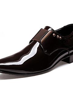 Bărbați Primăvară Vară Toamnă Iarnă Confortabili Noutăți Pantofi formale Piele Originală Imitație de PieleBirou & Carieră Casual Party &