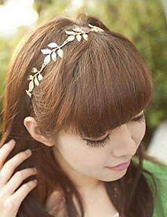 MISSING U Women Alloy Headband , Vintage / Party Silk