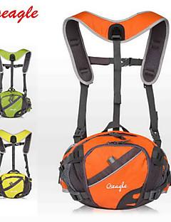 OSEAGLE 10L Big Capability Outdoor Cycling Hiking Travling Sport Waistbag Shoulder Bag