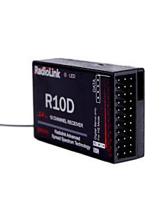 radiolink r10d 2,4 g 10CH DSSS modtager til radiolink at9 AT10 transmitter rc helikopter multirotor