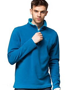 Man Winter Thermal Fleece Softshell Jackets Outerwear 4 Color S-XXL