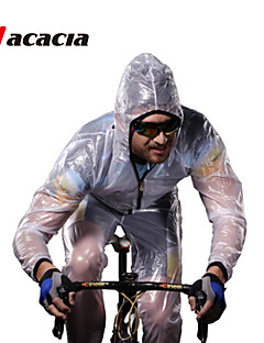 ACACIA® Cycling Jacket Unisex Long Sleeve BikeWaterproof / Breathable / Quick Dry / Windproof / Rain-Proof / Lightweight Materials /