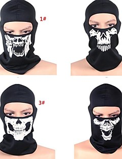 Pollution Protection Mask Bike Breathable / Thermal / Warm / Windproof / Dust Proof Women's / Men's Black Mesh/Net