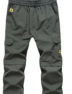 Men's Pants Camping & Hiking / ClimbingWaterproof / Breathable / Ultraviolet Resistant