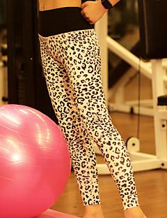 Yoga Pants Fundos / Calças / Meia-calça / Leggings Respirável / Elástico / Macio Ajustável Stretchy Wear Sports Mulheres OutrosIoga /