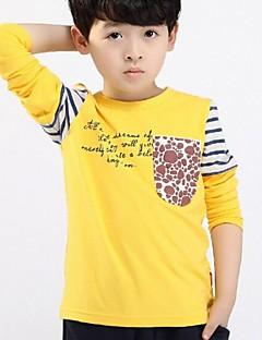 T-shirt-Chłopca-Na każdy sezon-Nadruk-Bawełna