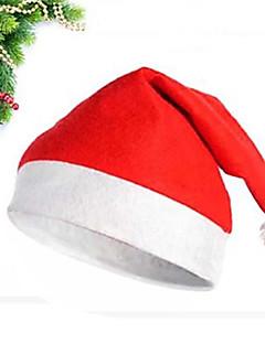 chapéu de natal adulto vermelho acessório natal