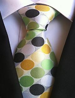 Damer Slips,Vintage / Søtt / Fest / Kontor / Fritid Polyester