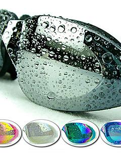Made In China Schwimmbrille Damen / Herrn / Unisex Anti-Beschlag / Wasserdicht / Verstellbare Größe / Anti - UV - Beschichtung Plastik