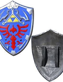 Aseet Innoittamana The Legend of Zelda Cosplay Anime Cosplay-Tarvikkeet Aseet Sininen ABS / PVC Uros