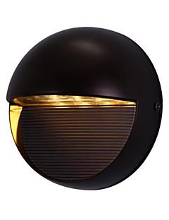 cirkelvormige waterdichte outdoor wandlamp tuinhek retro leidde wandlamp tuinverlichting lamp