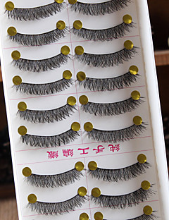 wimpers Oogwimper Others Oogwimper Kruiselings / Natuurlijk lang Verlengde / Opgeheven Wimpers / Extra Volume / Naturel / GekruldMet de