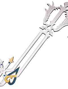 Waffen Inspiriert von Kingdom Hearts Sora Anime Cosplay Accessoires Waffen Holz Mann