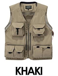 Planinarenje Majice Muškarci / UniseksVodootpornost / Prozračnost / Ultraviolet Resistant / Quick dry / Otporno na kišu / Prednji Zipper