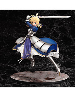 Fate/stay night Saber PVC Anime Action Figures Model Toys Doll Toy