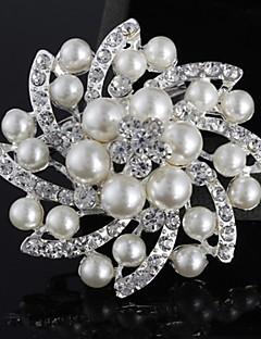 Žene Biseri Imitacija bisera Glina imitacija Diamond Legura Moda Jewelry Vjenčanje Party Kauzalni