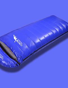 שק שינה שק שינה מלבני יחיד 2500g -39℃, 2000g -34℃, 1800g -29℃, 1500g -24℃, 1200g -19℃, 1000g -14℃, 800g -9℃, 600g -4℃ פלומת ברווז 2000g