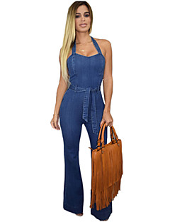 Polyester - Sexy / Casual - Vrouwen - Jurk