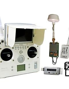 무료 X 일반 무료 X FX4-047 송신기 / 리모트 컨트롤러 / 부품 액세서리 RC 쿼드 콥터 / 드론 화이트