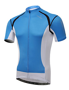 XINTOWN® Cycling Jersey Men's Short Sleeve Bike Breathable / Quick Dry / Ultraviolet Resistant / Compression / Lightweight Materials
