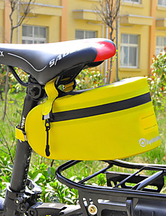 Bolsa para Bagageiro de Bicicleta / Bolsas de cicloÁ Prova-de-Água / Á Prova-de-Chuva / Zíper á Prova-de-Água / Lista Reflectora / Á