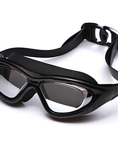 YUKE Zwembrillen Dames / Heren / Unisex Anti-condens / Waterdicht / Verstelbare Maat / Anti-UV / Breekbestendig / Voor bijziendheid